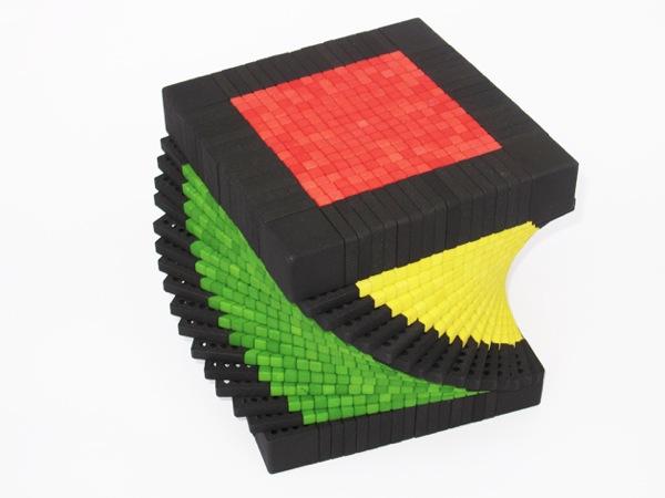 17X17 3Dprint Shapeways Blog