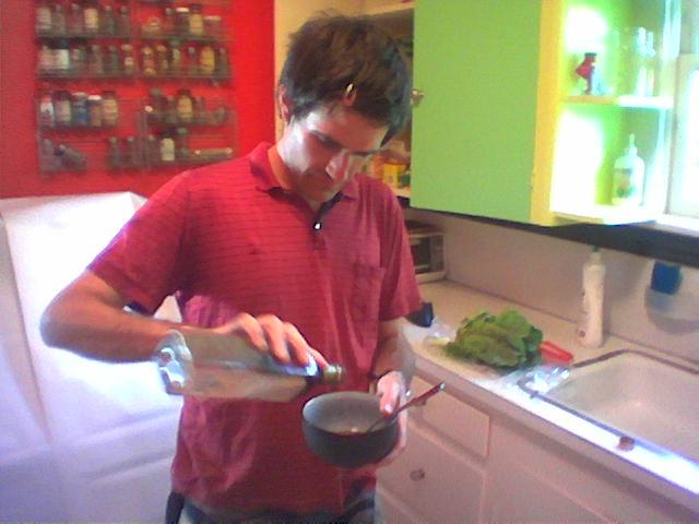 Ben Makes Salad